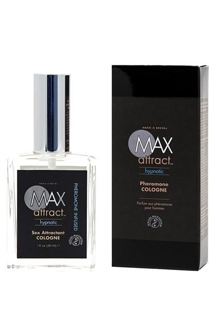 Max Attract - Perfume com Feromonas