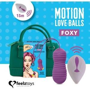 Foxy - Ovo Rotador e Vibrador