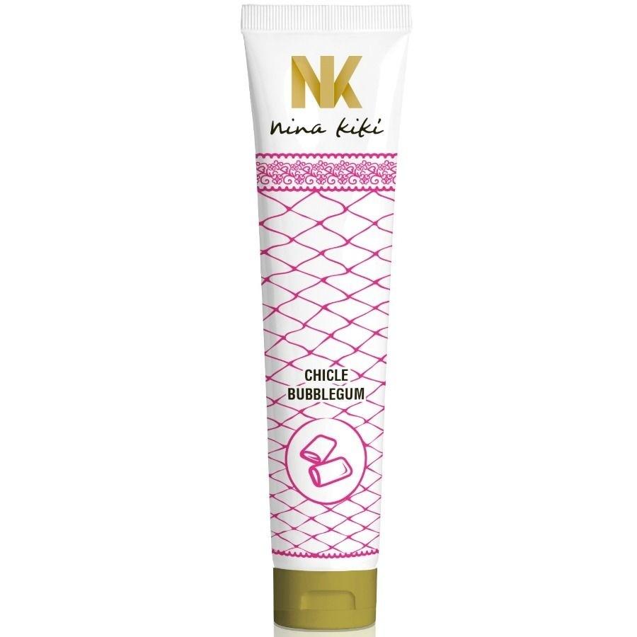 Lubrificante Nina Kiki - Sabor Bubble Gum