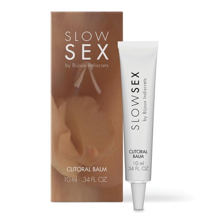 Clitorial Balm Slow Sex
