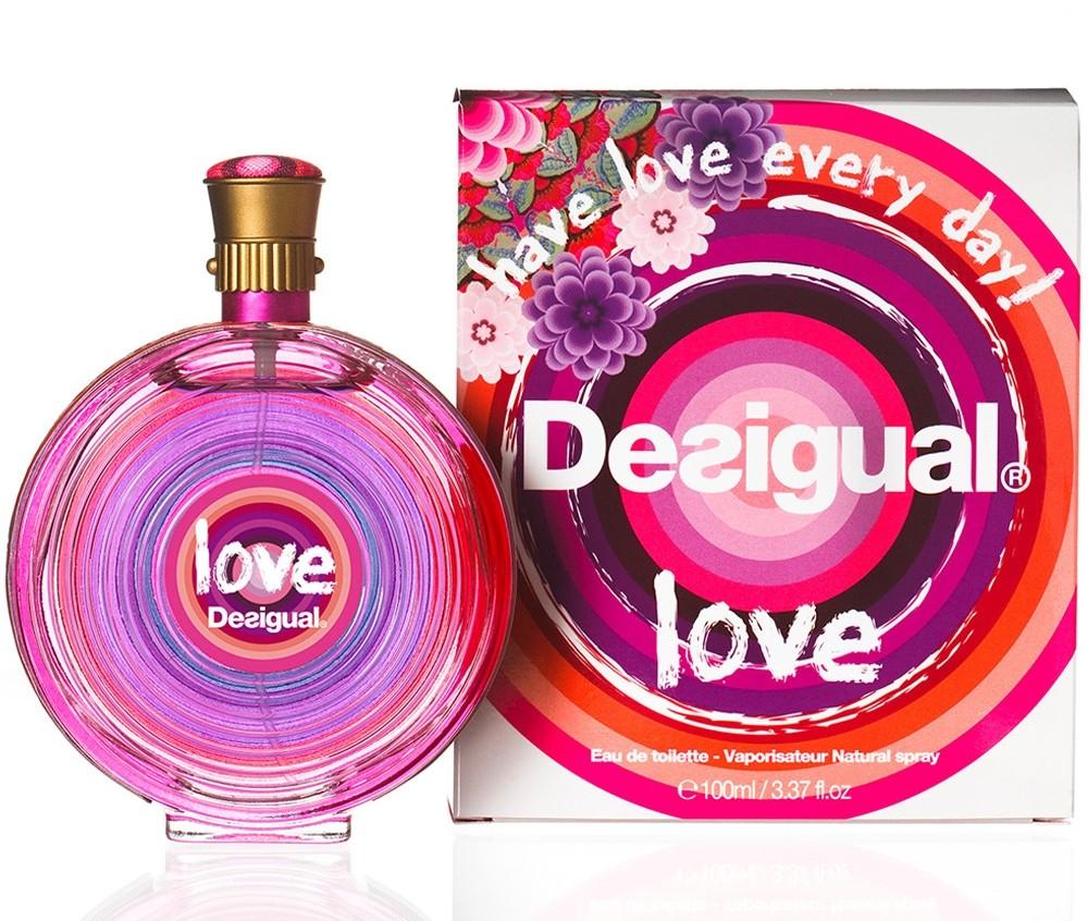 Perfume Love da Desigual