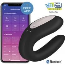 Vibrador Double Joy com App Gratuita
