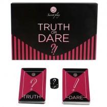 Truth or Dare - Verdade ou Consequência